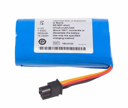 185-0152 186-0208 li-ion Battery for  BIS Vista Monitoring System VTI 14564