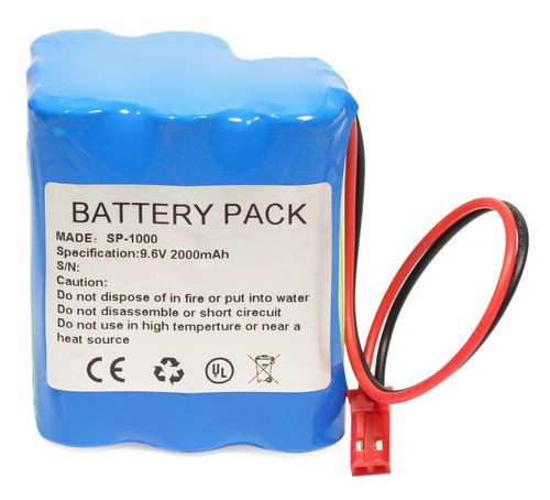 high quality Sp-1000 ni-mh Battery for Annol Sp-1000