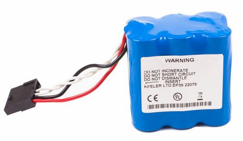 EP39-22079 65808 250AFH6YMXZ ni-mh Battery for Keeler EP39-22079 1202-P-6229 291980